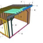 10x10 Shed Plans DIY Step by Step