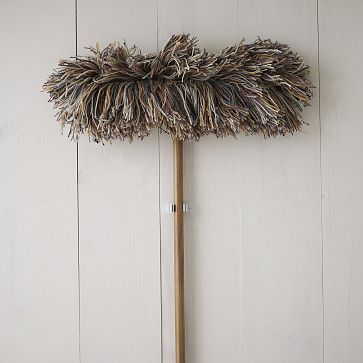 Slack Dust Mop Co  Dry Mops - Wooly Mammoth @ WestElm | Ring