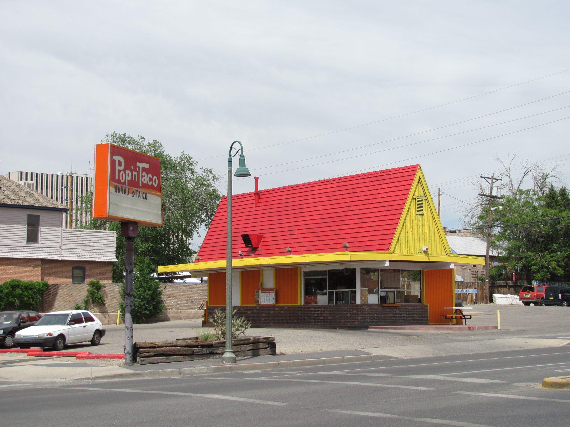 Pup N Taco | Classic restaurant, Vintage restaurant ...