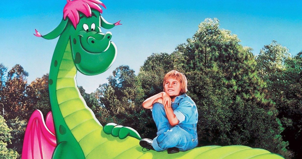 'Pete's Dragon' Begins Shooting in New Zealand (With