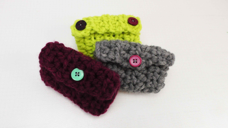 Mini Tasche häkeln | aus Wollresten einfach und schnell | Minnak ...