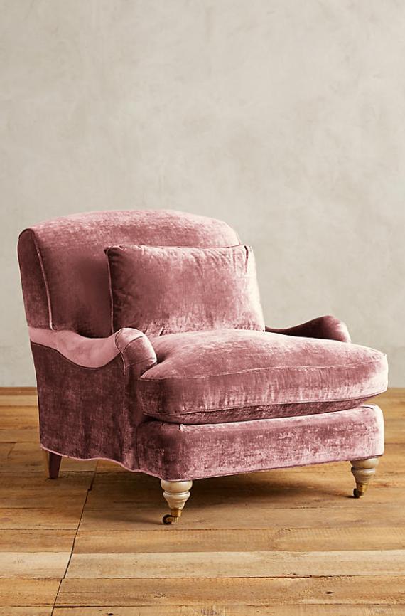 Slub Velvet Glenlee Chair …   Pinteres…