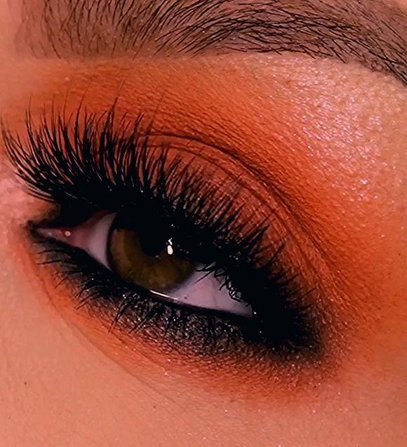 Photo of Burnt Smokey Eye