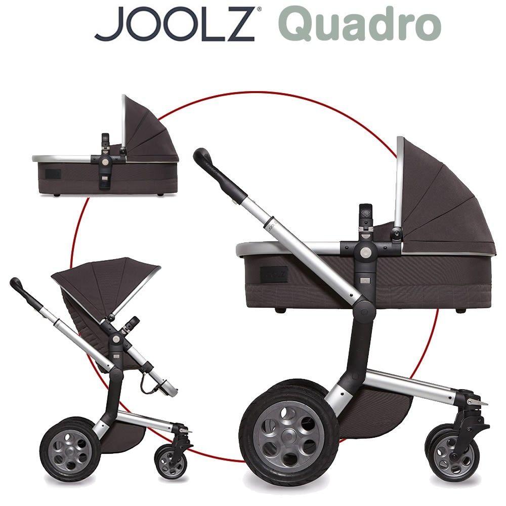 Joolz Day Quadro Designer Multifunctionstroller CARBON