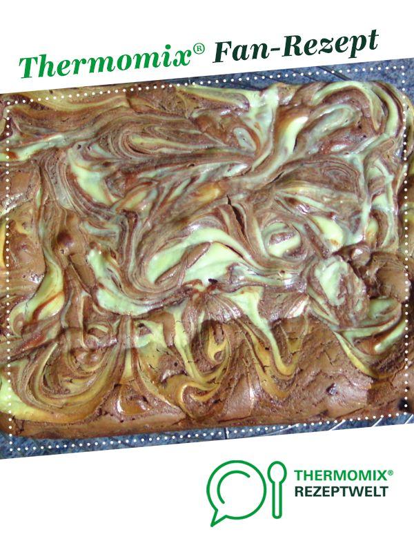 Brownies Mit Frischkase Rezept Torten Kuchen Backen Kuchen