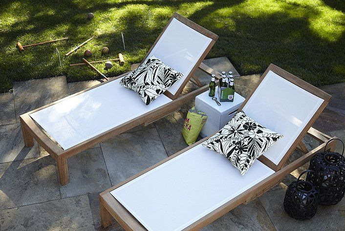 The 9 Lounge Chairs Perfect For Summer Napping With