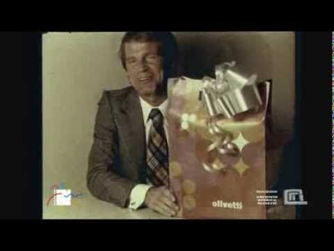 Spot - Olivetti - Macchina per scrivere portatile - Dora - Lettera 35 - ...