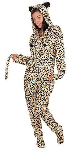 I want. Leopard pajamas e910373ad8d2b