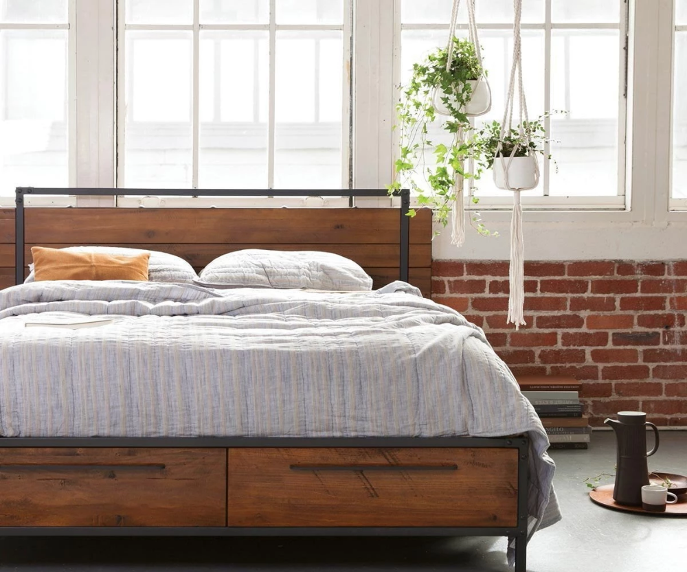 Insigna Storage Bed Diy furniture bedroom, Furniture