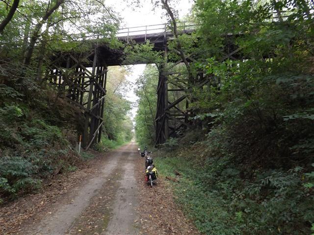 Omaha Trail Wisconsin 12 5 Miles Trail Camp Douglas Bike Path