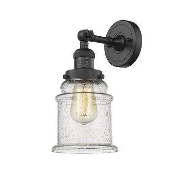 Photo of Laurel Foundry Modern Farmhouse Greeley 1-Light Bathroom Light   Way Fair