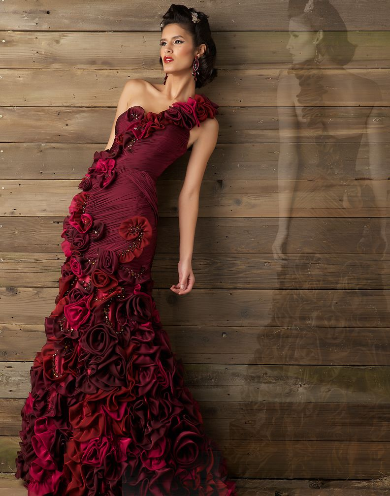 Mac duggal couture d evening dress apparel pinterest macs