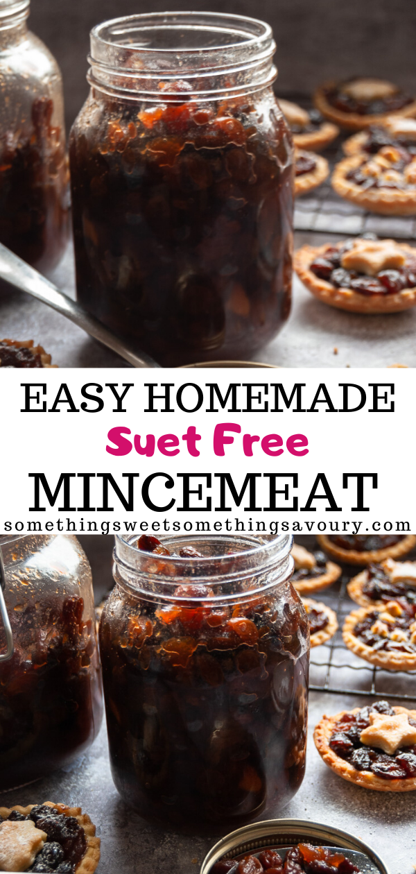 Easy Homemade Mincemeat Homemade Mincemeat Recipe Easy Mincemeat Recipe Minced Meat Recipe