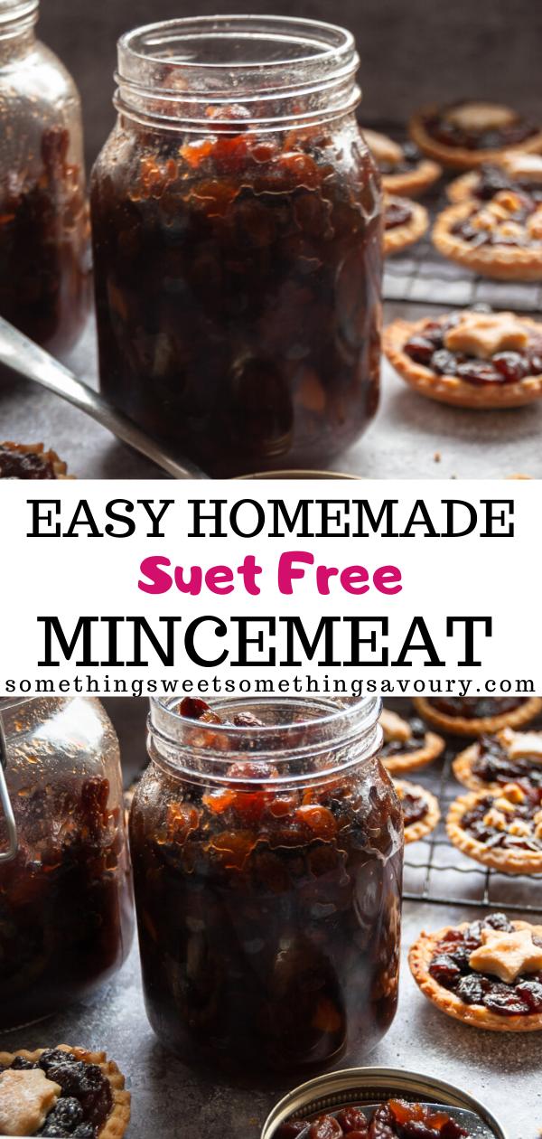 Easy Homemade Mincemeat Homemade Mincemeat Recipe Easy Mincemeat Recipe Minced Meat Recipe