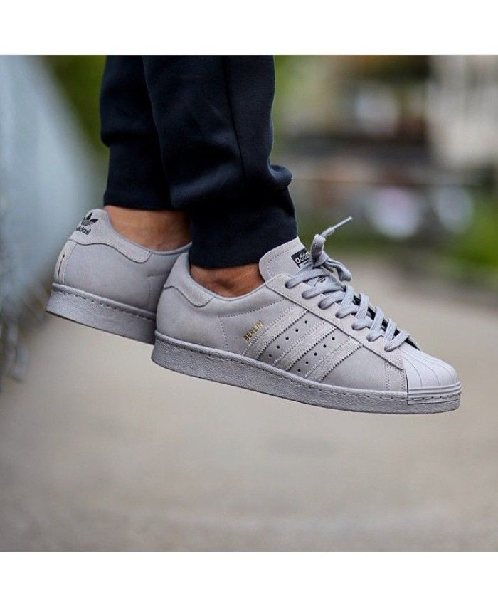 half off ec6d3 7cb0e Mens Adidas Superstar 80s Pack City Berlin Trainer provide the best quality  and best styles for