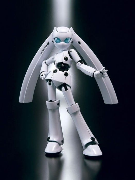 Cool Toy for Girls who Like Robots – Dorosseru by Bandai ...
