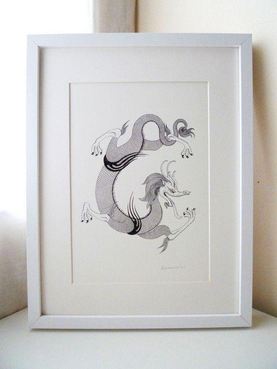 Dragon by Bo & Friends.