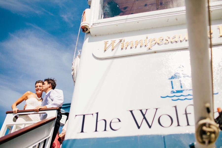 Michaeleen & Sean's Amazing Wolfeboro, NH Wedding