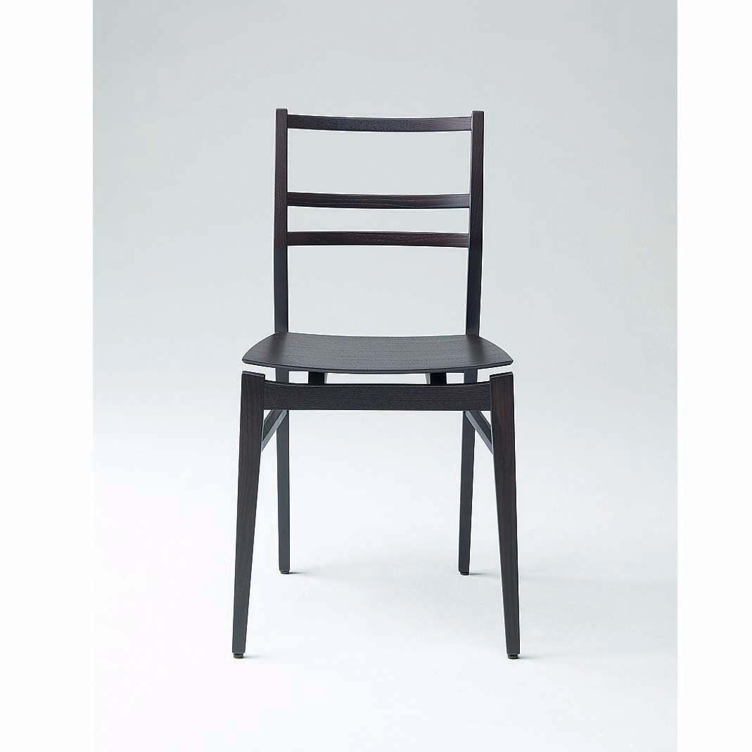 Japanese Style Wood Chair Gia
