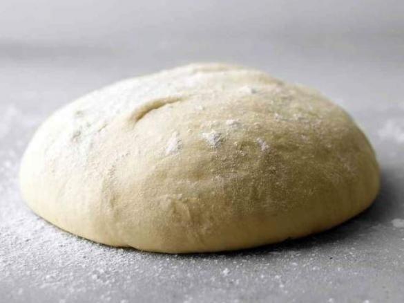 der perfekte Pizzateig (italienisches Familienrezept)   - Rezepte -