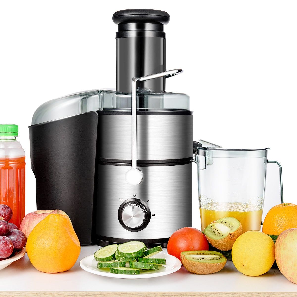 5 in 1 Multifunction Juice Extractor Juicer Blender | Juicer, Centrifugal  juicer, Juicer machine