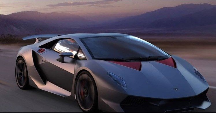 Lamborghini Elemento — 2012 — 5.2 Litre — V10 — 562 BHP — 0-62 in 2.5 secs — Valued at