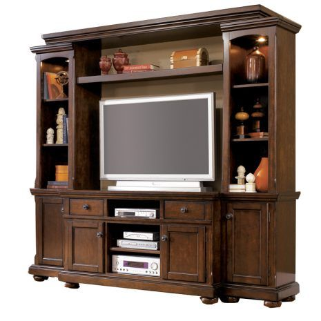 Porter Tv Stand Ashley Furniture For The House Entertainment