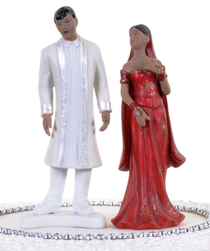 Pastry Palace Las Vegas - Cake Topper #22 - Indian Wedding. | Cake ...
