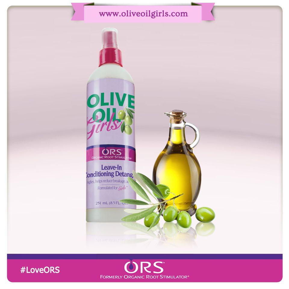 Olive Oil Girls™ LeaveIn Conditioning Detangler. Infused