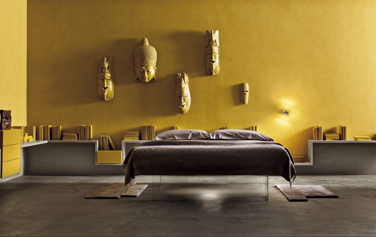 Lago AIR Bed | Beds | Bedroom | Anima Domus | Pedro Bedroon ...