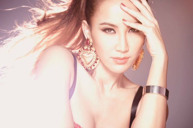 Singer Coco Lee Is Rooting For Singapore Model Nicole Lee -8355