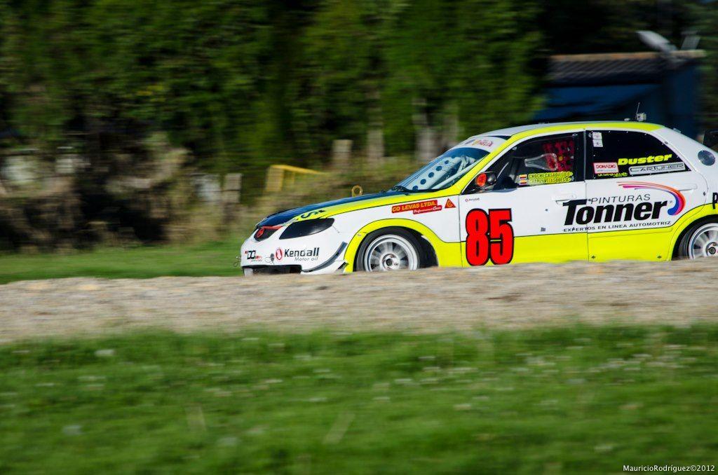 Final TC 2000 — con Juan Pablo Davila Racedo, Stephanie Nino V., Choche Casadiego y Pinturas Tonner.
