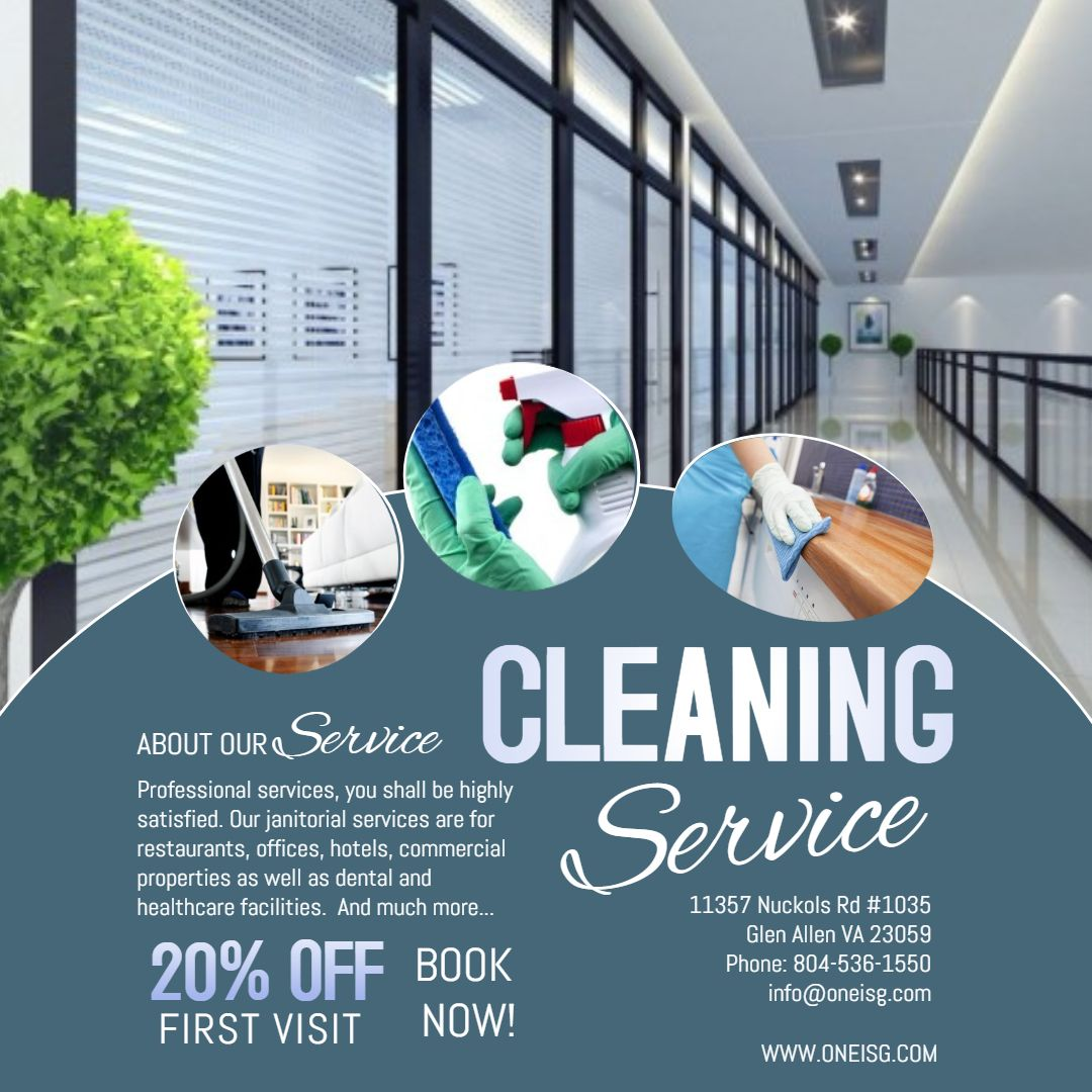 Professional Cleaning Services In Virginia By Insight Service Group We Have Following S Commercial Cleaning Services Cleaning Service Cleaning Service Logo