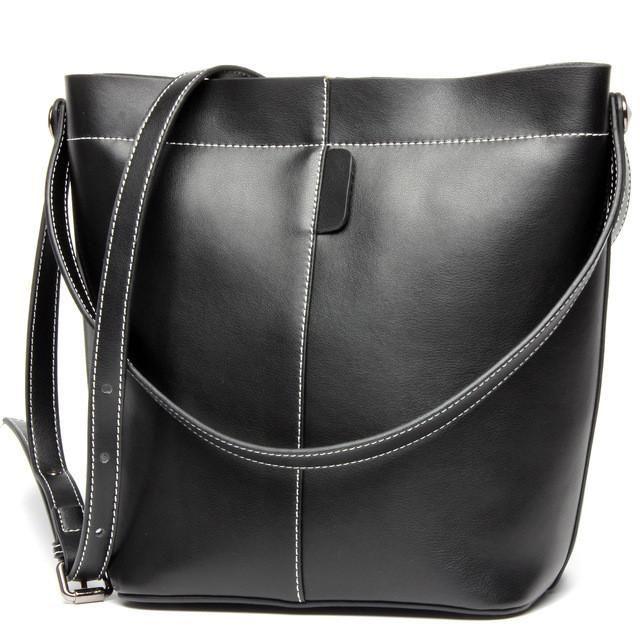 4f3ec1b92195 European style genuine leather bags luxury famous brands women handbags  designer bolsas messenger bags summer beach