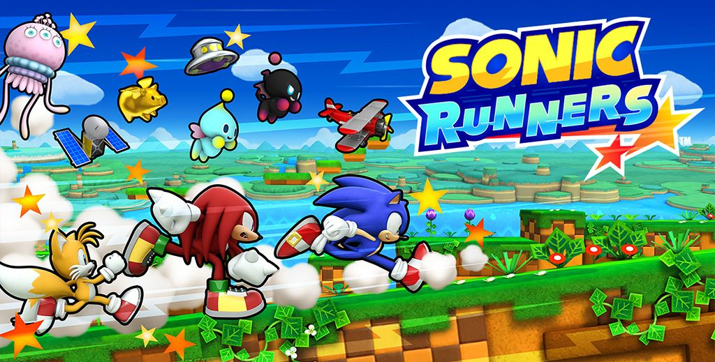 Sonic Runners The Retro Review Sonic Retro Sonic