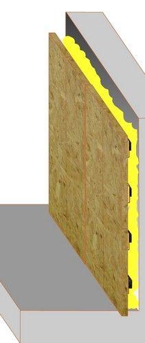 Premibel Isolation M550 Acoustique Thermique Mur 13db Bruits