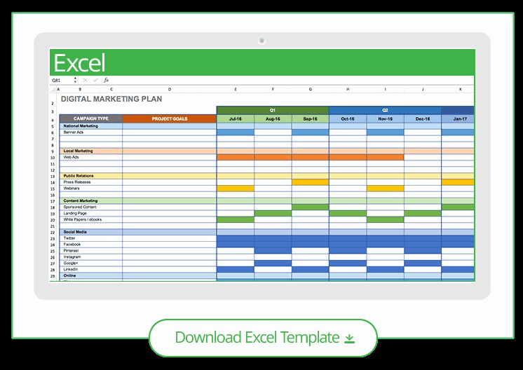 Marketing Action Plan Template Excel Best Of 4 Step Plan To A Successful Small Busin Marketing Plan Template Action Plan Template Simple Business Plan Template