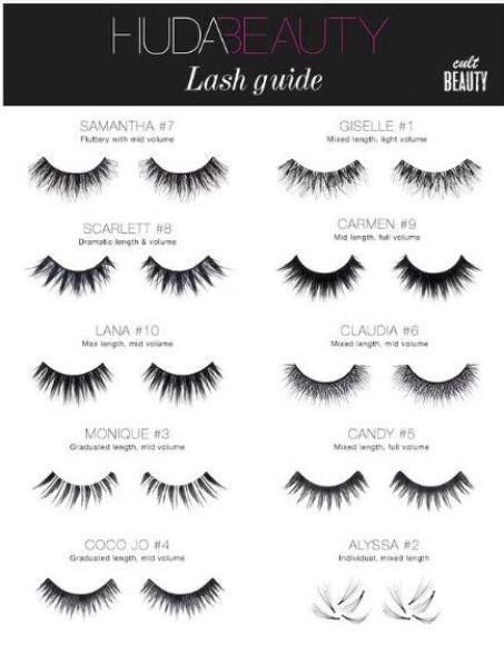 Beauty Essentials 1 Set New Perfect Match Makeup False Eyelash Extension Set 3 Cases Fake Eye Lashes+2 Pcs Eyelash Glue Beauty Tool Modern Design
