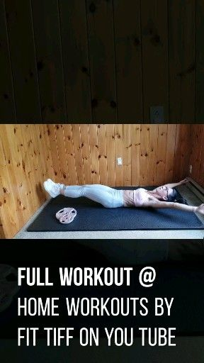 Challenge your core and loose belly pooch with this killer ab workout