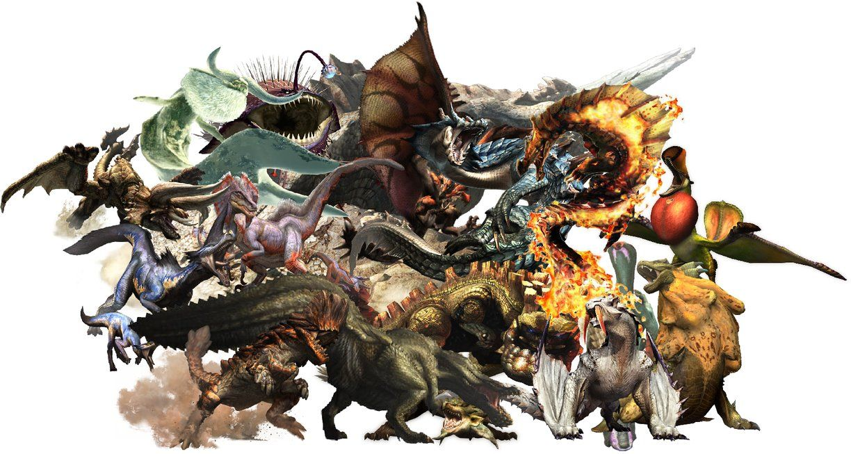 Monster Hunter 3 Ultimate Monster Hunter 3 Ultimate Features