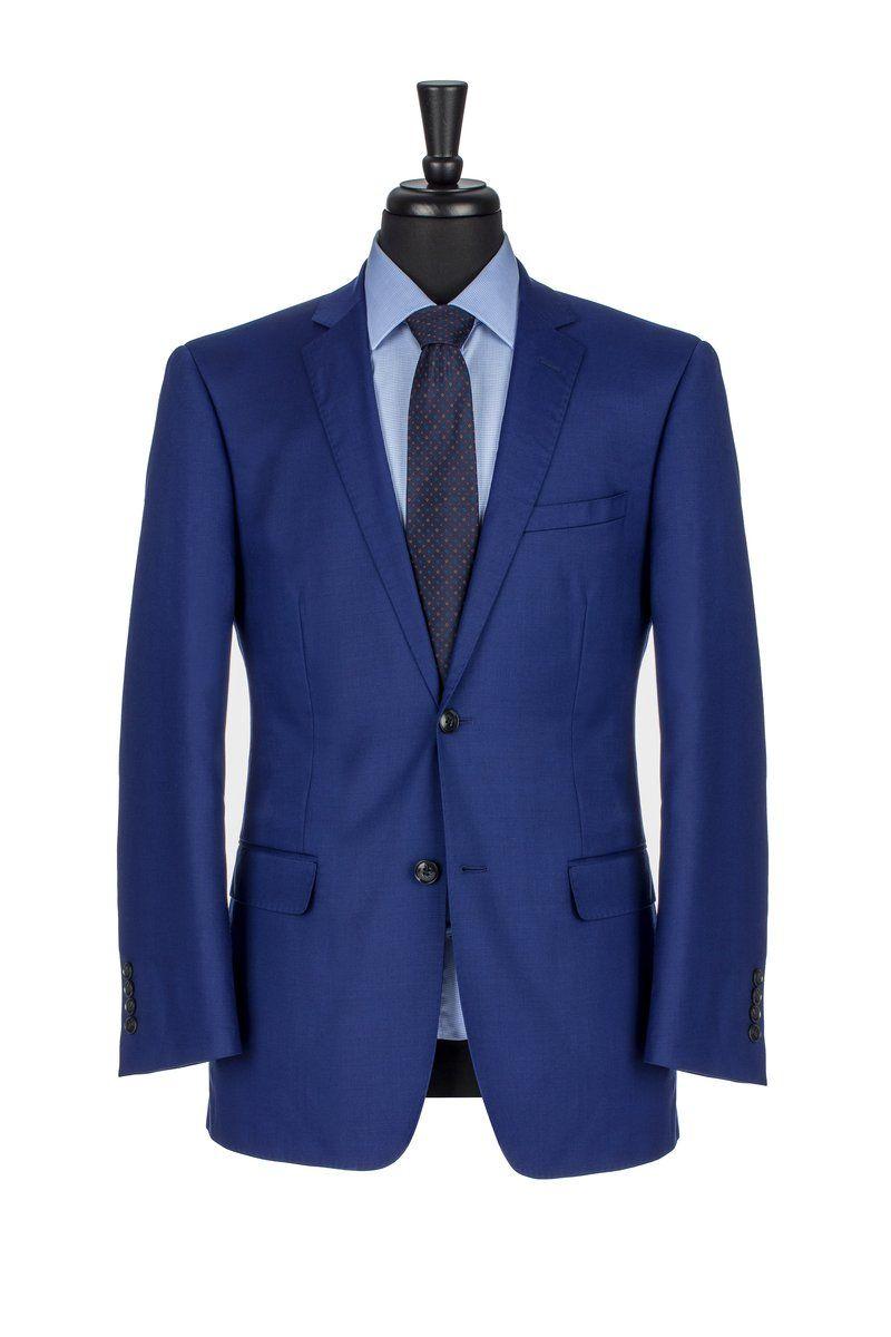 7478b39d223e Royal Blue NanoStretch Slim Fit Suit | The #NanoStretch Collection ...