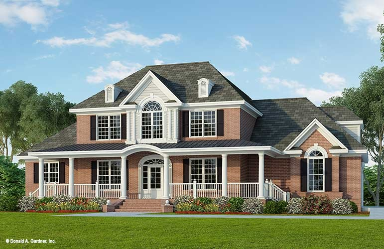 House Plans The Fitzgerald Home Plan 1018