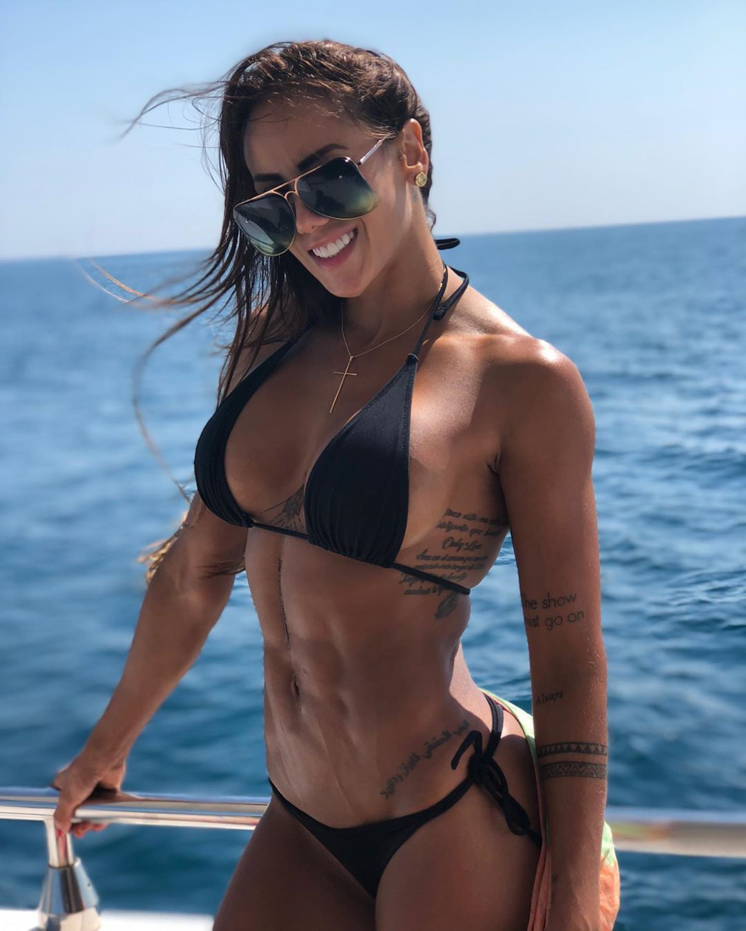 Sonia Isaza Colombian fitness model isaza is said to have been binned as. sonia isaza