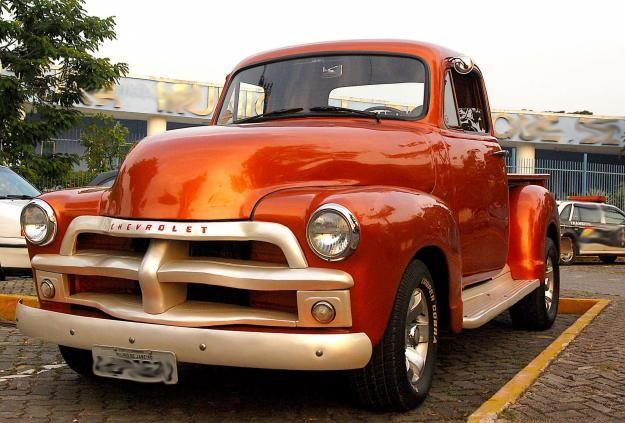 Chevrolet 1954 Com Imagens Olx Anuncio