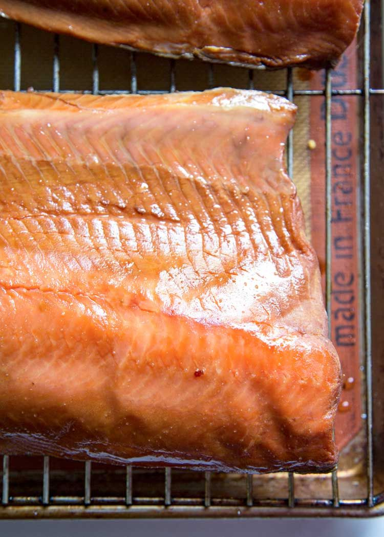 I Ll Take You Step By Step Through How To Make Smoked Salmon And Brine Recipe And You Ll Never Need Purchase Store Bou Brine Recipe Smoked Food Recipes Recipes