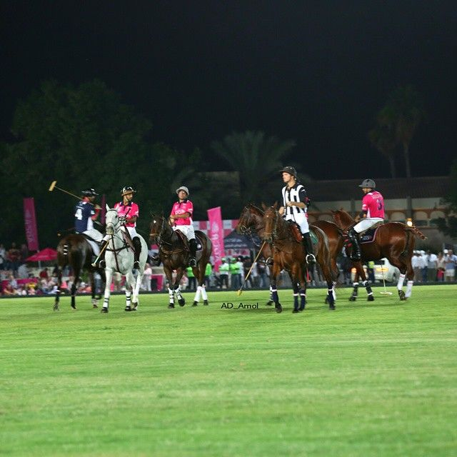 11/8/14 Pink Polo Tournament with Sheikha Maitha PHOTO: ad_amol