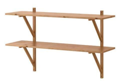 IKEA Norrtorp Wall shelf: Remodelista