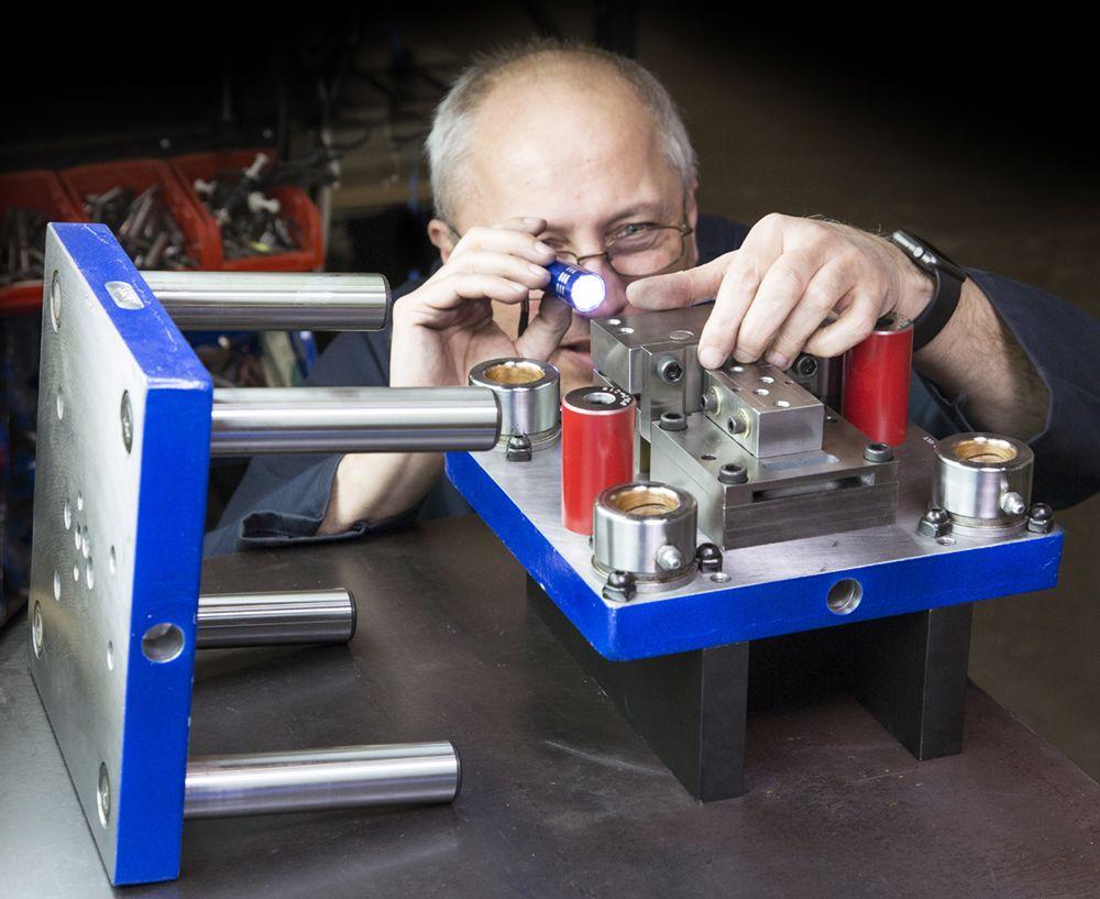 Tool and die maker at Vortool Manufacturing  | Tool and Die