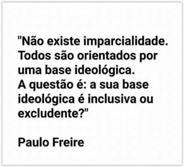 Frases Poesias E Afins Projetoparapensar Paulo Freire Quotes E