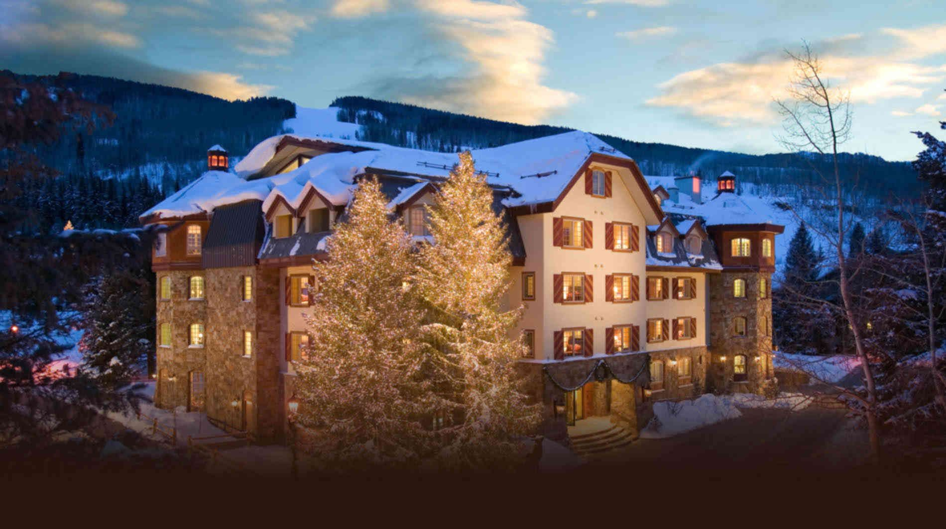 Vail Hotel Lodging Luxury Ski At Tivoli Lodge In Co Voted